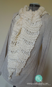 Easy -n- Quick Scarf by Grace Elizabeth's
