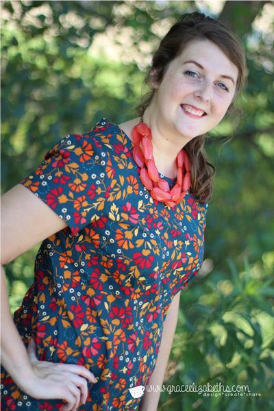 Megan Dress - Love At First Stitch