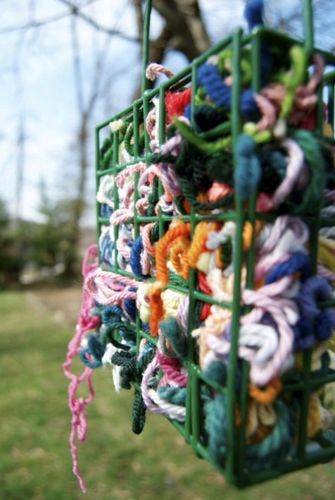Idea for leftover yarn - graceelizabeths.,com #yarn #knitting