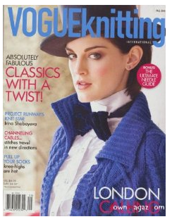 Vogue Knitting Subscription