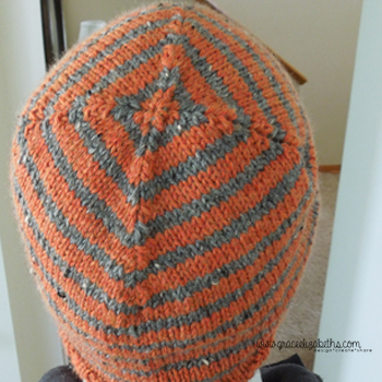 Quick Man Gift: Knitted Hat Review by Grace Elizabeth's