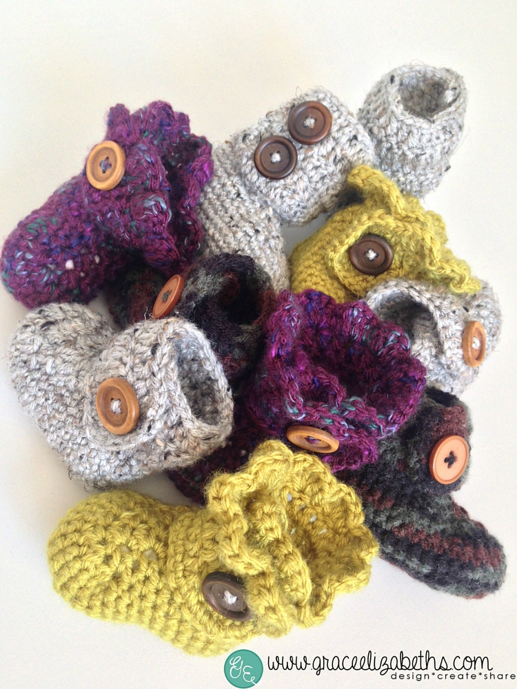 Baby Booties Collection